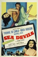 Sea Devils movie poster (1953) picture MOV_3a66c7f8