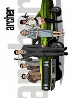 Archer movie poster (2009) picture MOV_3a692112