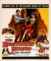 The Restless Breed movie poster (1957) picture MOV_3a6a0873