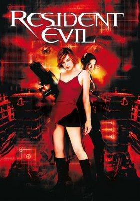 Resident Evil movie poster (2002) poster MOV_3a79aa6a