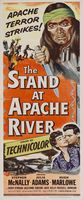 The Stand at Apache River movie poster (1953) picture MOV_3a80b961