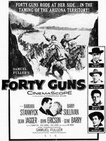 Forty Guns movie poster (1957) picture MOV_3a844dba