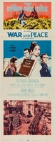 War and Peace movie poster (1956) picture MOV_3a911fa6