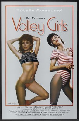 San Fernando Valley Girls movie poster (1983) poster MOV_3a95617a