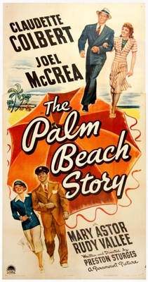 The Palm Beach Story movie poster (1942) poster MOV_3a97149e