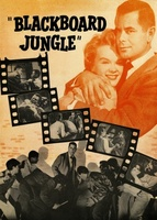 Blackboard Jungle movie poster (1955) picture MOV_3a9f9667