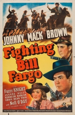 Fighting Bill Fargo movie poster (1941) poster MOV_3aa56d4e