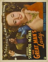 The Great Man's Lady movie poster (1942) picture MOV_3aa99778