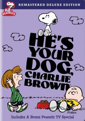 He's Your Dog, Charlie Brown movie poster (1968) poster MOV_3aaf0ea0