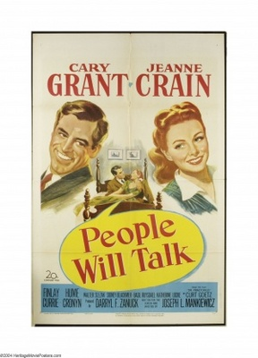 People Will Talk movie poster (1951) poster MOV_3aaf9717