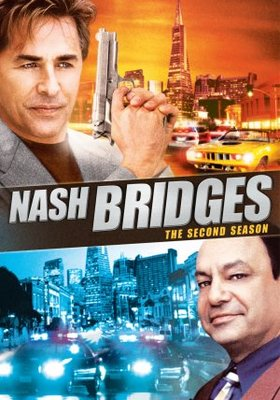 Nash Bridges movie poster (1996) poster MOV_3ab07b75