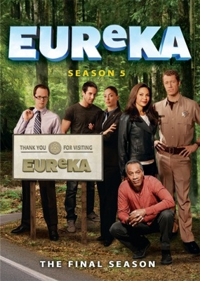 Eureka movie poster (2006) poster MOV_3ab43bfd