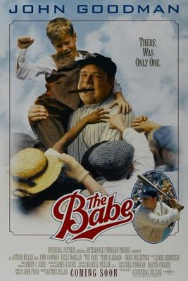 The Babe movie poster (1992) poster MOV_3abb60f0