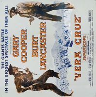 Vera Cruz movie poster (1954) picture MOV_8c499098