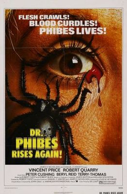 Dr. Phibes Rises Again movie poster (1972) poster MOV_3abcf7fb