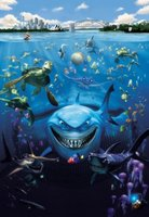 Finding Nemo movie poster (2003) picture MOV_3ac25c91