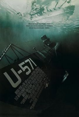 U-571 movie poster (2000) poster MOV_3ac391b2