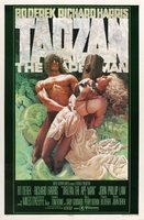 Tarzan, the Ape Man movie poster (1981) picture MOV_d84deb7e
