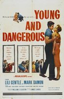 Young and Dangerous movie poster (1957) picture MOV_3ac6f54e