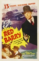 Red Barry movie poster (1938) picture MOV_3ac7f9b5