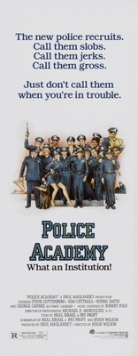 Police Academy movie poster (1984) poster MOV_3ac8fa5f