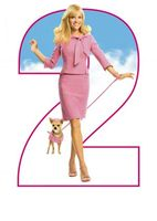 Legally Blonde 2: Red, White & Blonde movie poster (2003) picture MOV_3ad082da