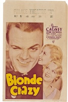 Blonde Crazy movie poster (1931) picture MOV_3ad55da1