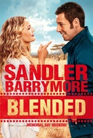 Blended movie poster (2014) picture MOV_3ad5f578