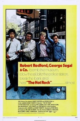 The Hot Rock movie poster (1972) poster MOV_3ad63b1a
