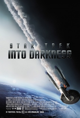 Star Trek Into Darkness movie poster (2013) poster MOV_3ae05382