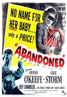 Abandoned movie poster (1949) picture MOV_3ae653a1