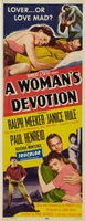 A Woman's Devotion movie poster (1956) picture MOV_3ae70d31