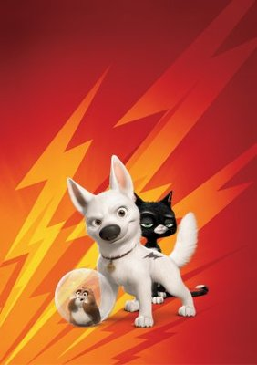 Bolt movie poster (2008) poster MOV_3aece222