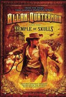 Allan Quatermain and the Temple of Skulls movie poster (2008) picture MOV_3aee0508