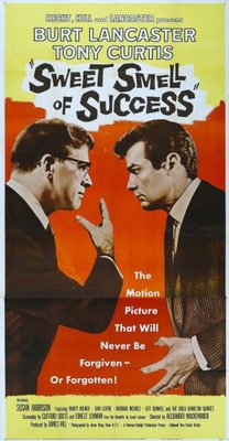 Sweet Smell of Success movie poster (1957) poster MOV_3aefd198