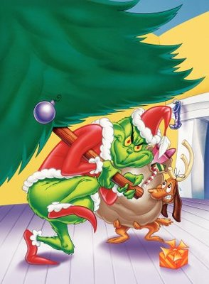 How the Grinch Stole Christmas! movie poster (1966) poster MOV_3af50638