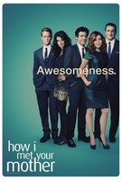 How I Met Your Mother movie poster (2005) picture MOV_3aff23f0