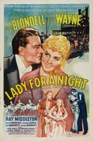 Lady for a Night movie poster (1942) picture MOV_3b01b434