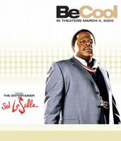 Be Cool movie poster (2005) picture MOV_3b08c437