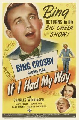 If I Had My Way movie poster (1940) poster MOV_3b09873b