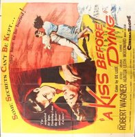 A Kiss Before Dying movie poster (1956) picture MOV_be3aa64a