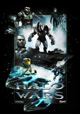 Halo Wars movie poster (2009) poster MOV_3b128f7e