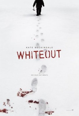 Whiteout movie poster (2009) poster MOV_3b14cb81