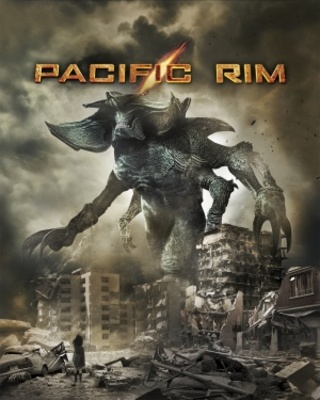 Pacific Rim movie poster (2013) poster MOV_3b153ca3