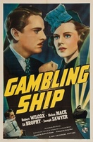 Gambling Ship movie poster (1938) picture MOV_3b1b512c