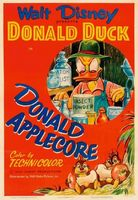 Donald Applecore movie poster (1952) picture MOV_3b1fa6f3