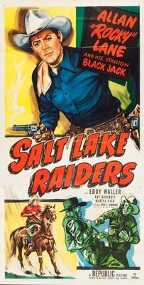 Salt Lake Raiders movie poster (1950) poster MOV_3b20c52b