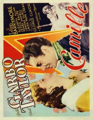 Camille movie poster (1936) poster MOV_3b224a75