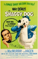 The Shaggy Dog movie poster (1959) picture MOV_3b2a16bc