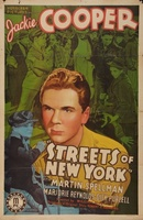 Streets of New York movie poster (1939) picture MOV_3b2b7abc